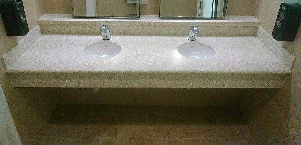 Solid surface countertops manufacturer supplier va for Cost of solid surface countertops